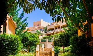 Apartments for sale with sea views and spacious terraces in Elviria, Marbella east 20265