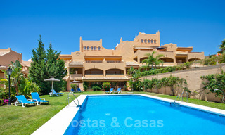 Apartments for sale with sea views and spacious terraces in Elviria, Marbella east 20267