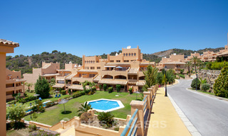 Apartments for sale with sea views and spacious terraces in Elviria, Marbella east 20268