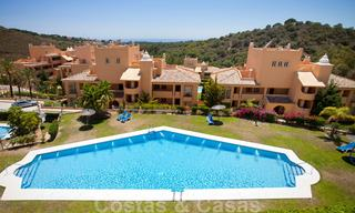 Apartments for sale with sea views and spacious terraces in Elviria, Marbella east 20272