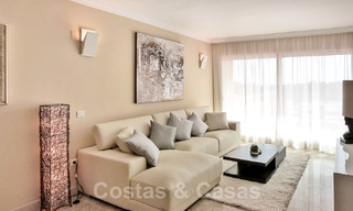 Apartments for sale with sea views and spacious terraces in Elviria, Marbella east 20283