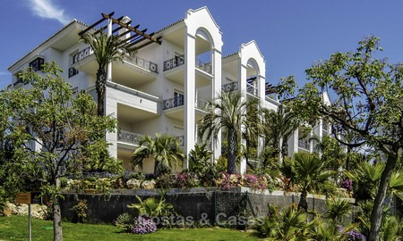 Exclusive beachside apartments for sale, Puente Romano, Golden Mile, Marbella 12432