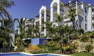 Exclusive beachside apartments for sale, Puente Romano, Golden Mile, Marbella 12434