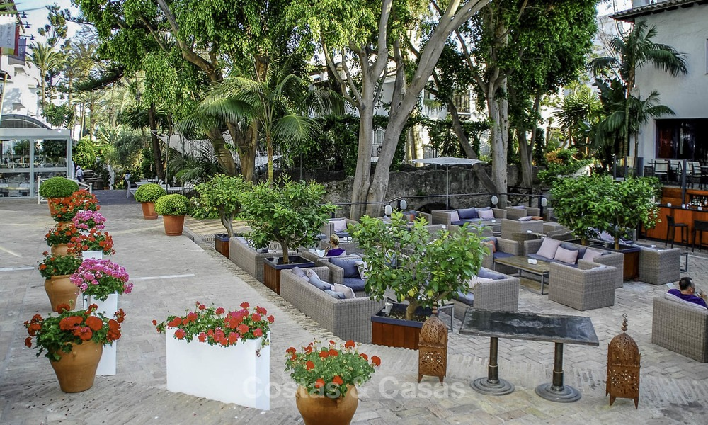 Exclusive beachside apartments for sale, Puente Romano, Golden Mile, Marbella 12427