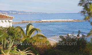 Exclusive beachside apartments for sale, Puente Romano, Golden Mile, Marbella 12444
