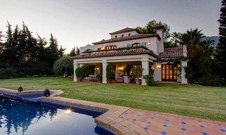 Luxury villa for sale on the Golden Mile in Marbella 5581
