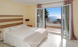 Frontline Beach Townhouses for Sale, First-line Beach Complex, New Golden Mile, Marbella - Estepona 1680