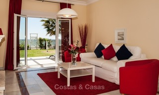 Frontline Beach Townhouses for Sale, First-line Beach Complex, New Golden Mile, Marbella - Estepona 1712