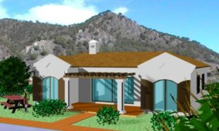 30.000 m2 plot + new villa for sale - Costa del Sol