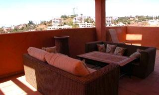 Frontline golf apartment for sale , Marbella, Costa del Sol 2