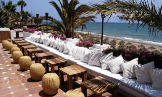 Beachside luxury apartments for sale, Marbella East 1