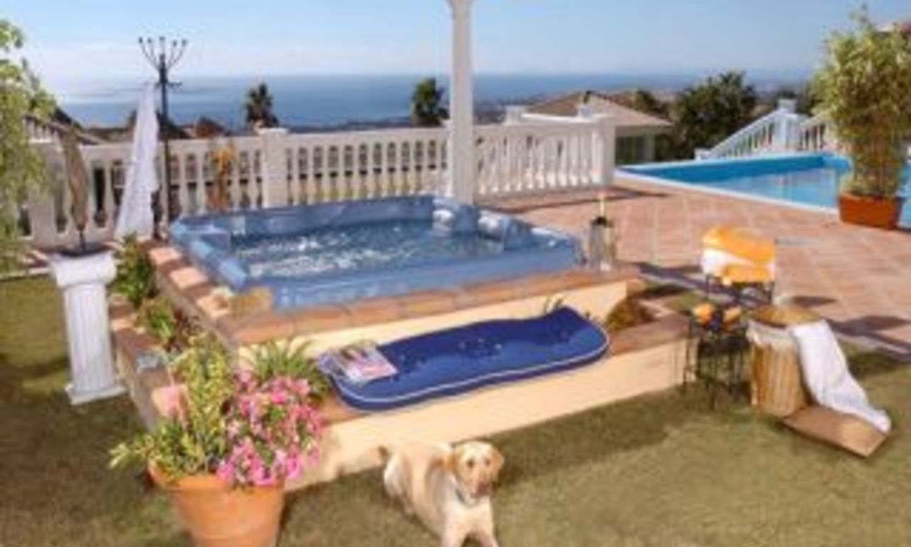 Exclusive villa for sale in Marbella - Sierra Blanca - Costa del Sol 9
