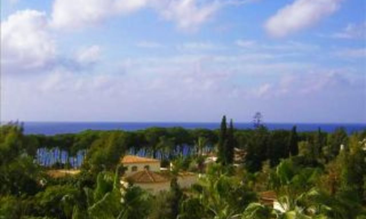 Frontline beach Penthouse apartment - Golden Mile - Marbella 0