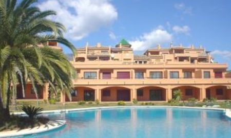 Apartment for sale, beachfront complex in Estepona - Costa del Sol