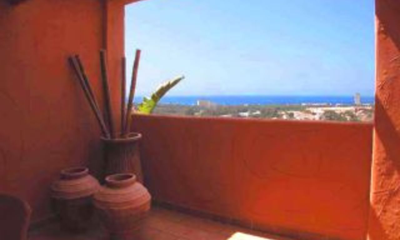 Frontline golf apartment for sale , Marbella, Costa del Sol 3