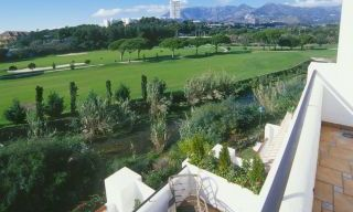 Beachfront and first line golf apartments for sale in Marbella, Los Monteros Playa 9