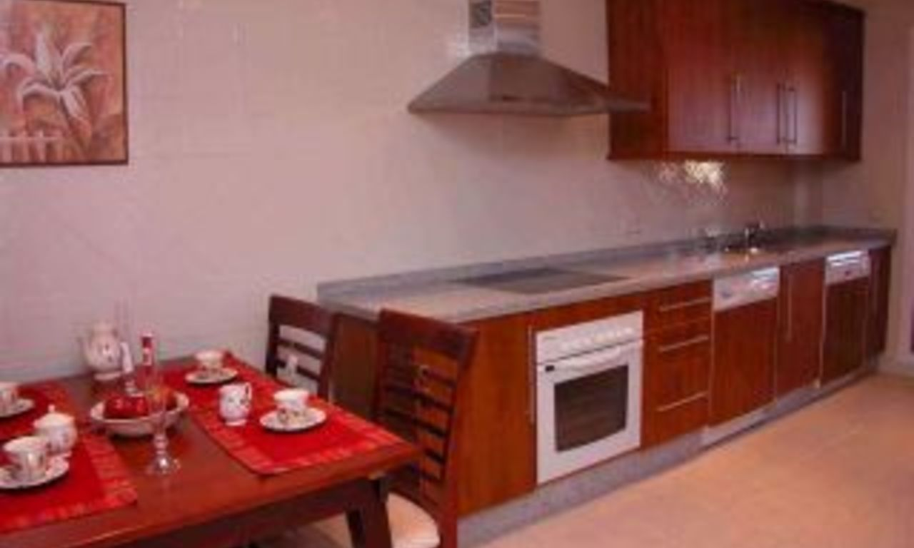 Frontline golf apartment for sale , Marbella, Costa del Sol 5