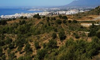 Building Plots for Sale on the Slopes of the Los Altos de Los Monteros Hills 0