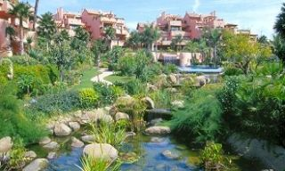 Beachfront apartments - penthouses for sale, first line beach, Marbella - Estepona 1