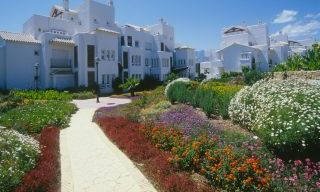 Beachfront and first line golf apartments for sale in Marbella, Los Monteros Playa 4