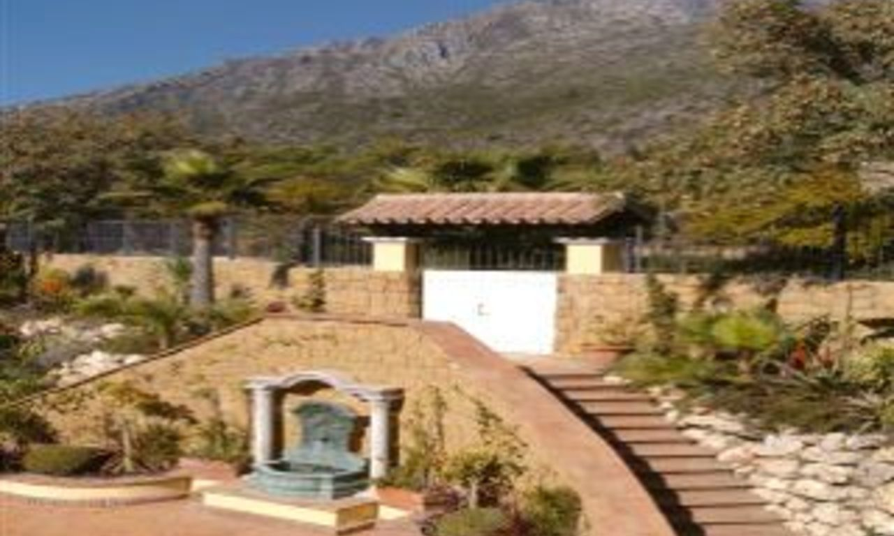 Exclusive villa for sale in Marbella - Sierra Blanca - Costa del Sol 7