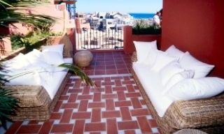 Beachfront apartments - penthouses for sale, first line beach, Marbella - Estepona 2