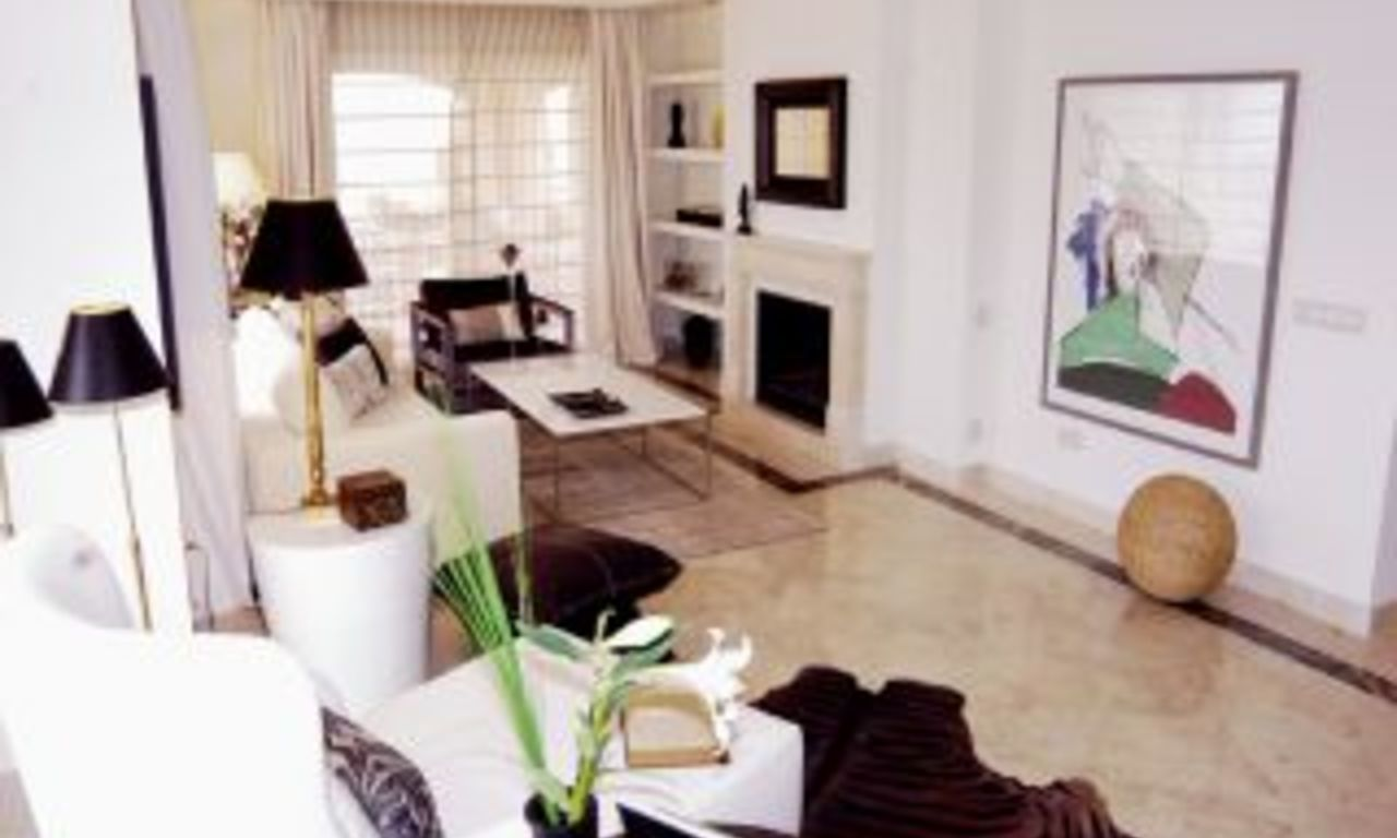 Luxury apartments for sale in Sierra Blanca - Marbella 2