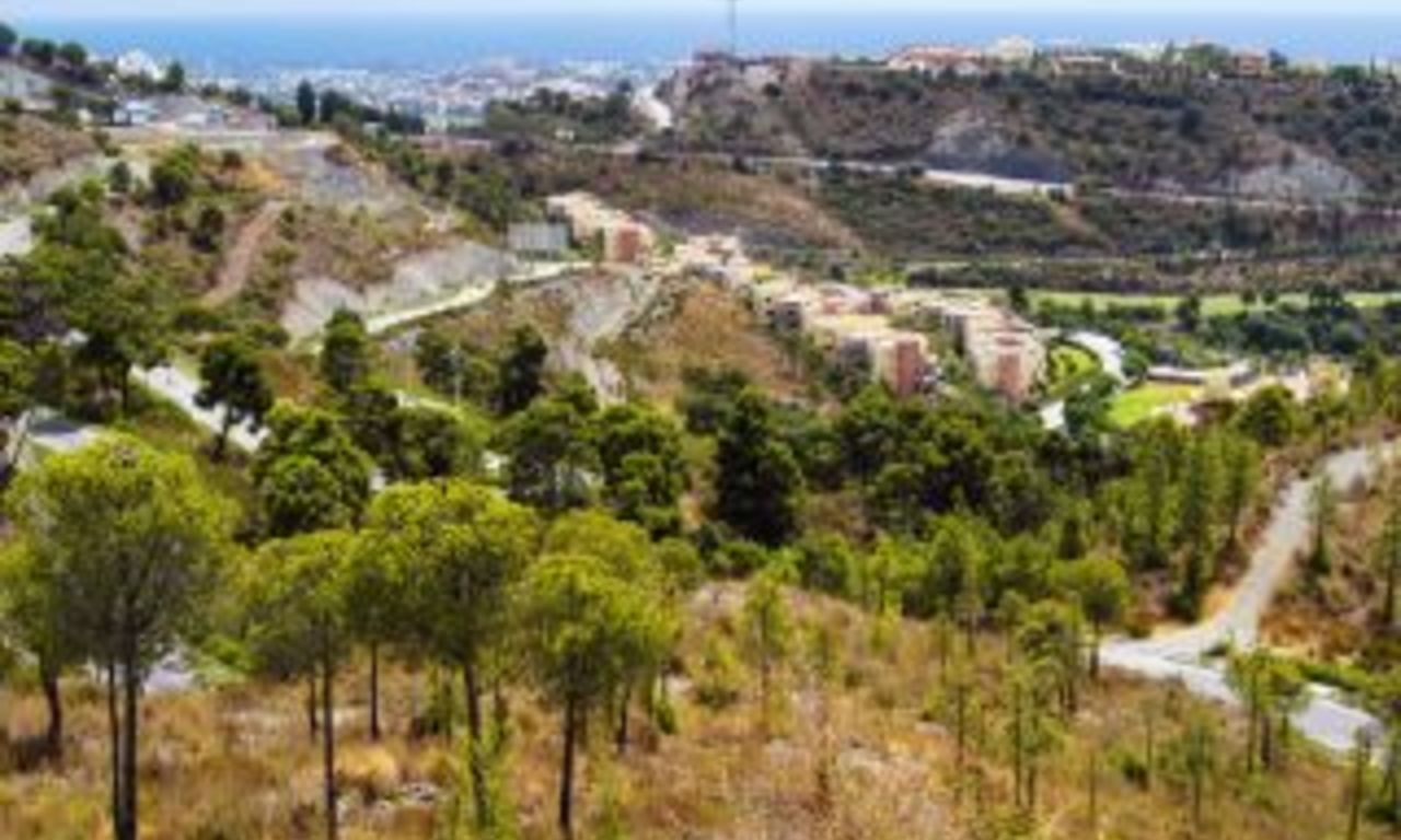 Exclusive plots for sale, Benahavis, Costa del Sol 3