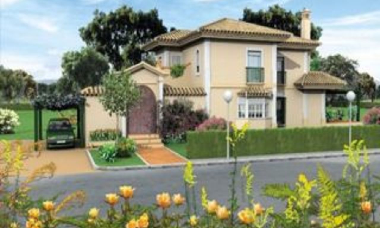 Plots for sale in golf course, Sotogrande, Costa del Sol 1