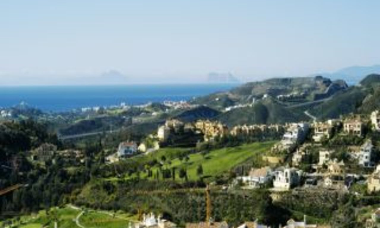 Exclusive plots for sale, Benahavis, Costa del Sol 1