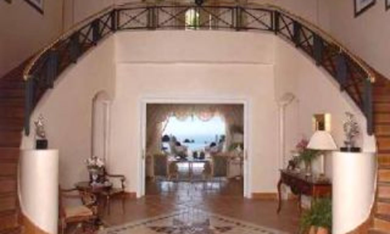 Exclusive villa for sale in Marbella - Sierra Blanca - Costa del Sol 5