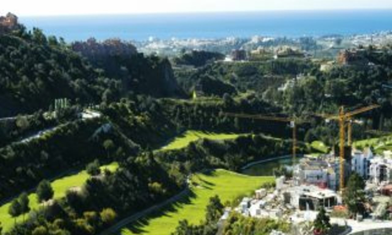 Exclusive plots for sale, Benahavis, Costa del Sol 0