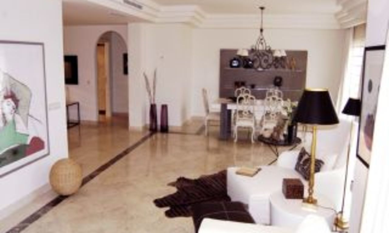 Luxury apartments for sale in Sierra Blanca - Marbella 4